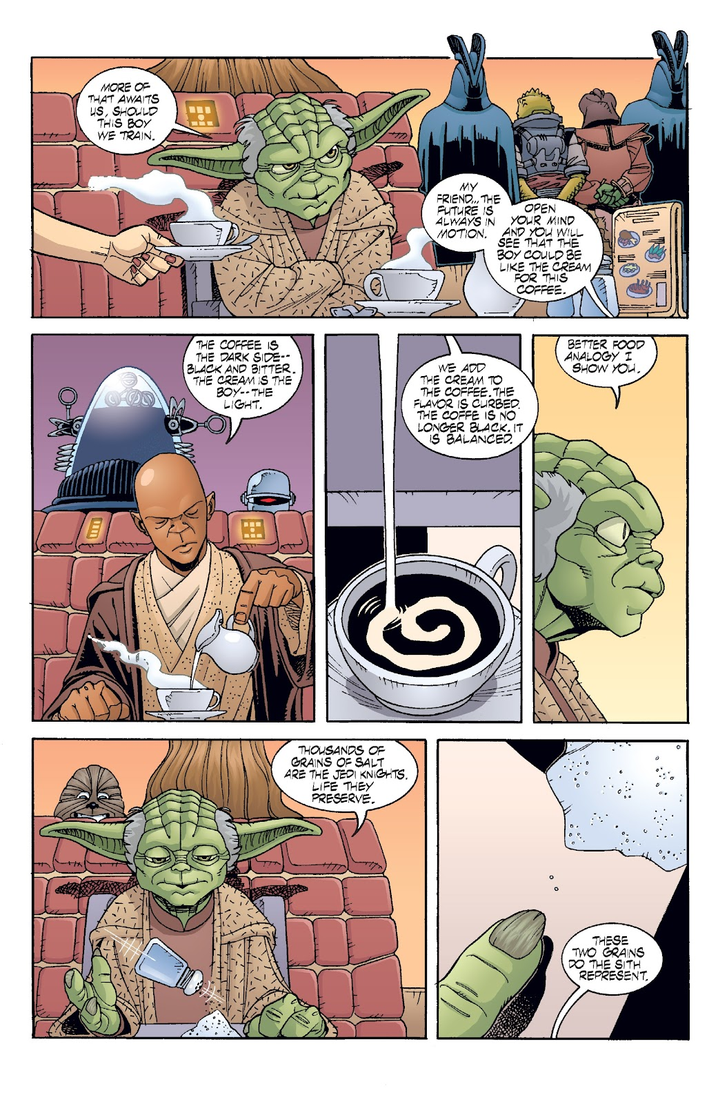 Read online Star Wars Legends: Rise of the Sith - Epic Collection comic -  Issue # TPB 2 (Part 5) - 76