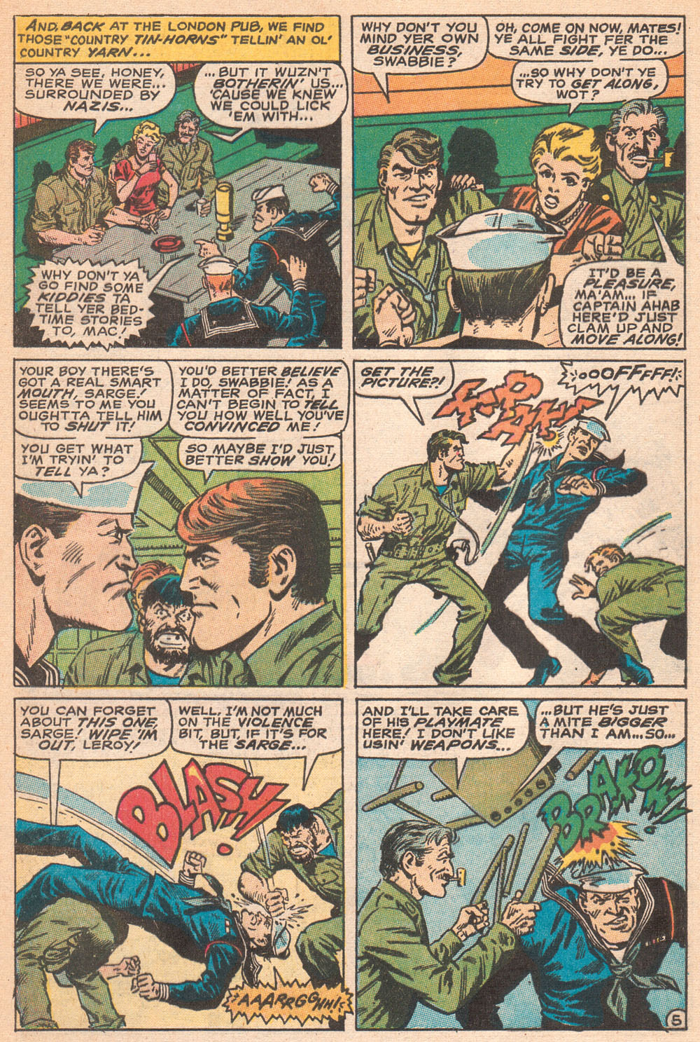 Read online Sgt. Fury comic -  Issue #70 - 8