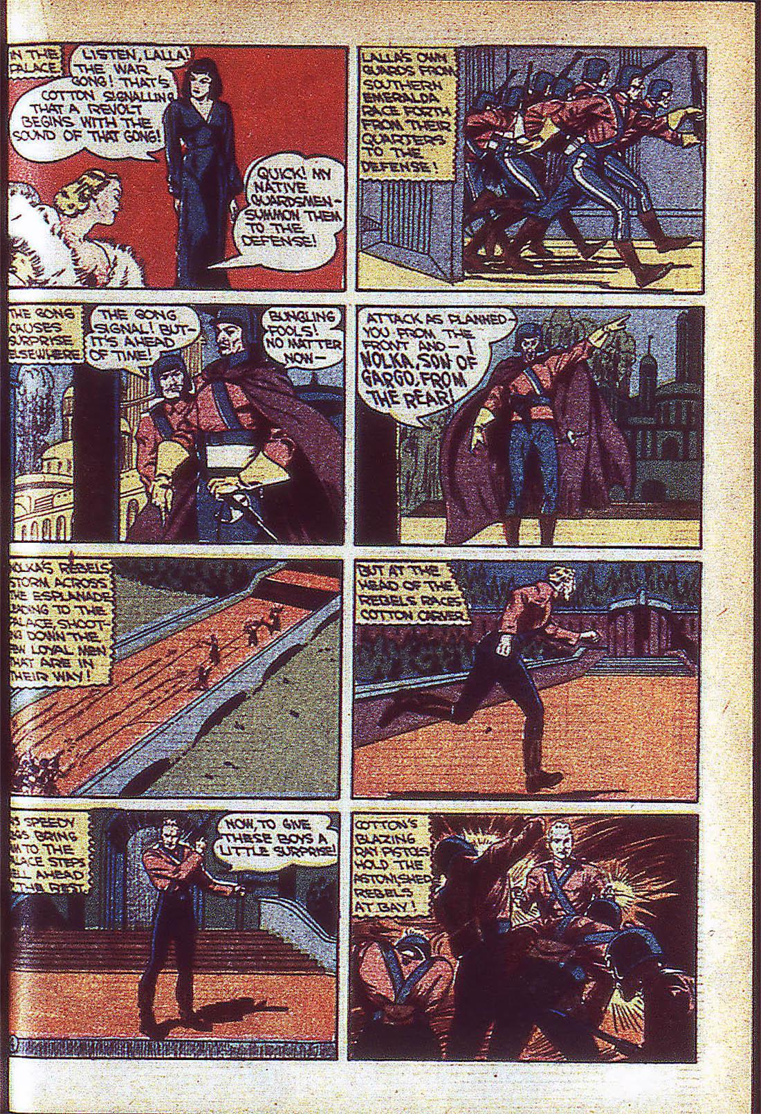 Read online Adventure Comics (1938) comic -  Issue #59 - 36