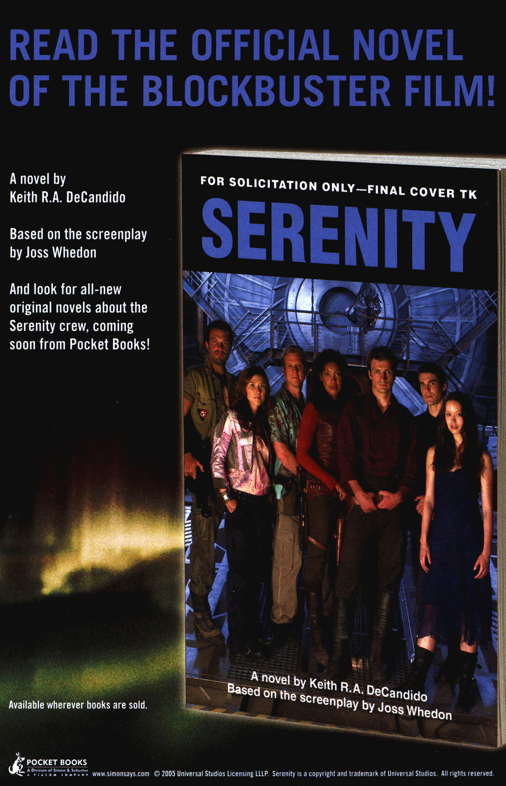 Read online Serenity comic -  Issue #2 - 11