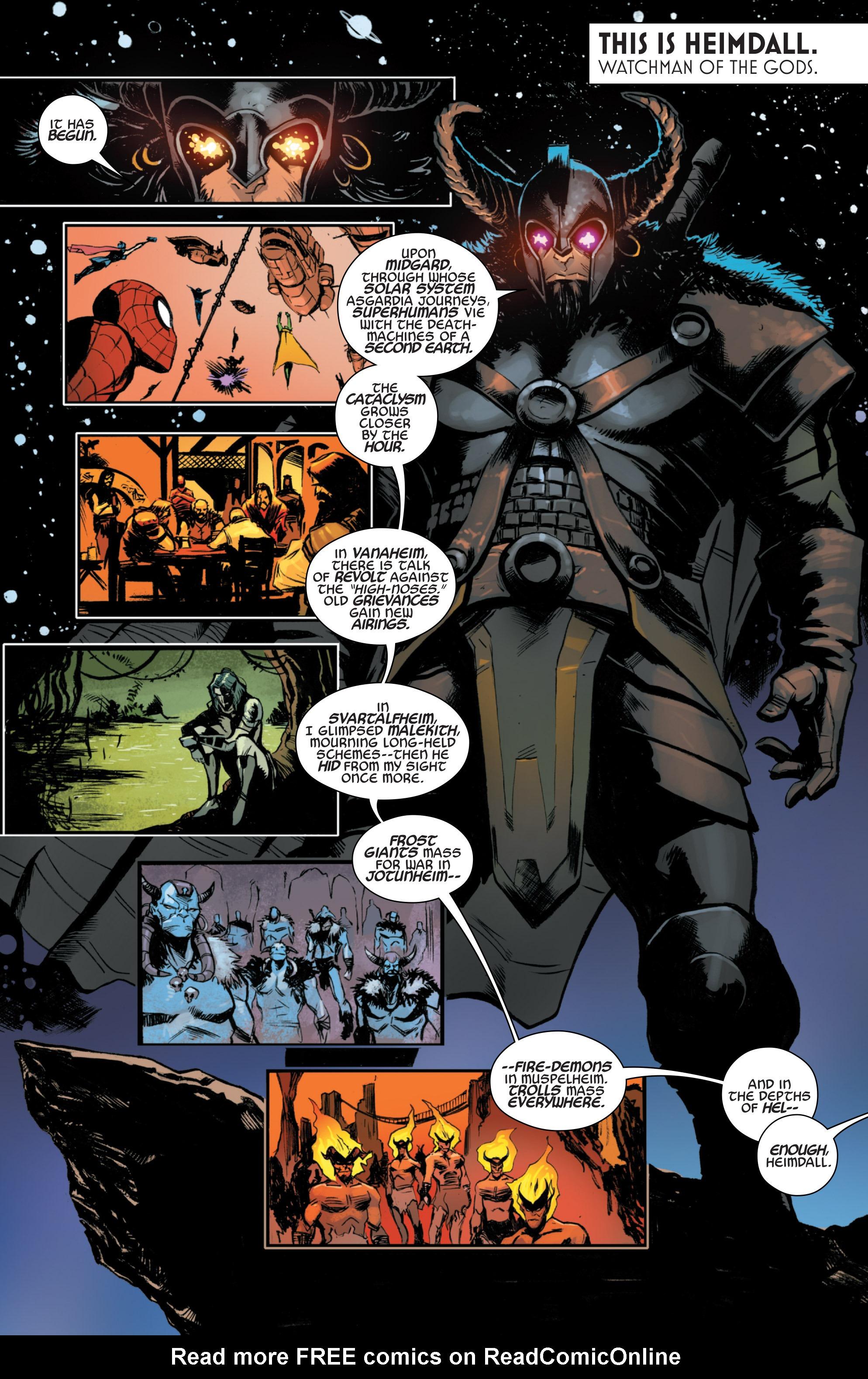 Read online Secret Wars: Last Days of the Marvel Universe comic -  Issue # TPB (Part 1) - 59