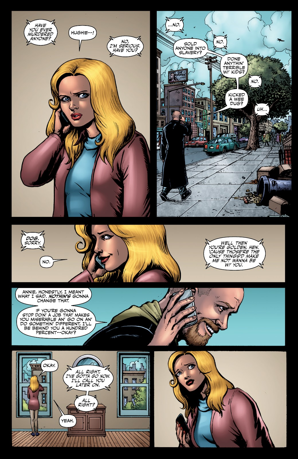 Read online The Boys Omnibus comic -  Issue # TPB 4 (Part 1) - 70