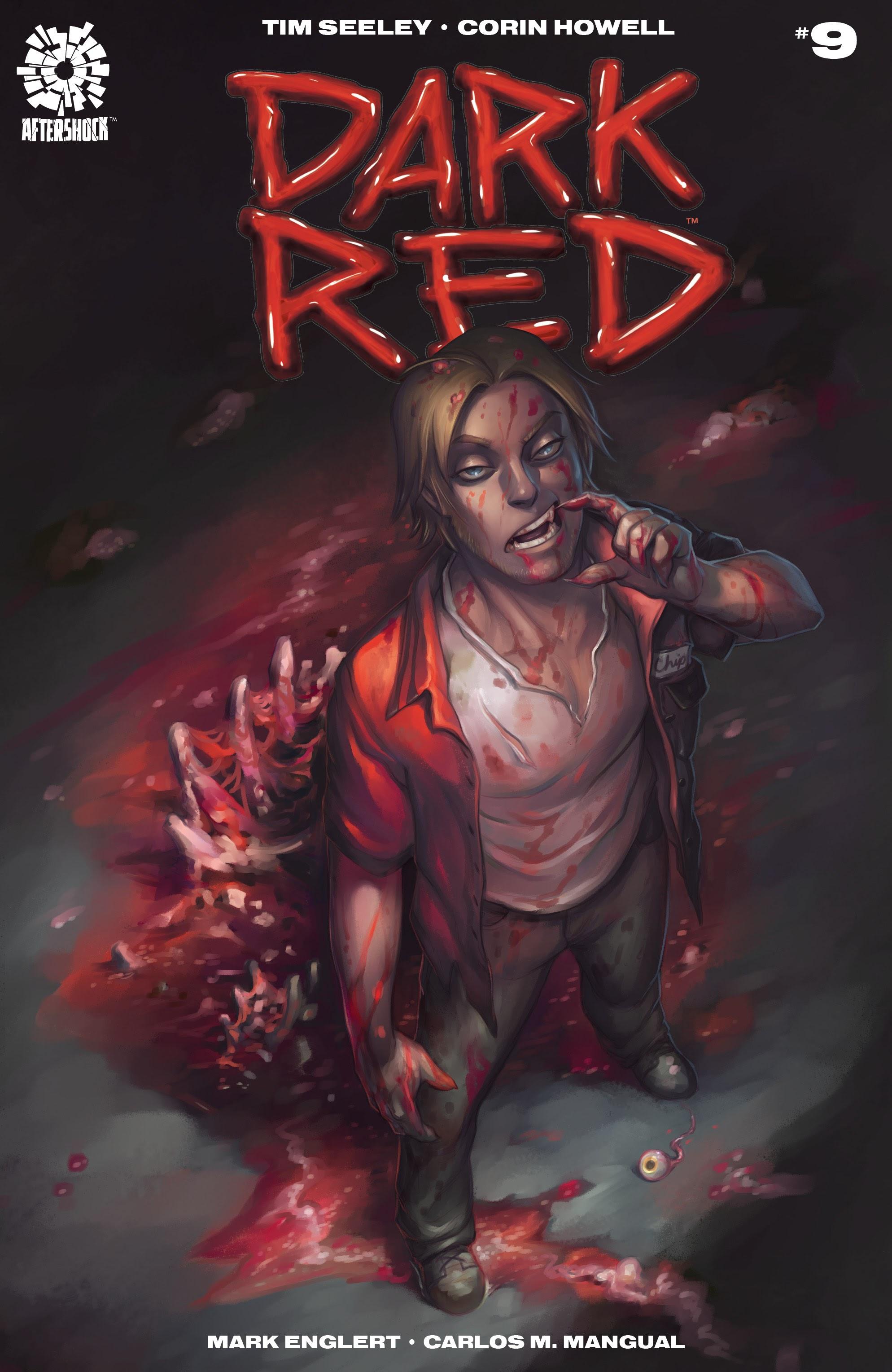 Dark Red 9 Page 1