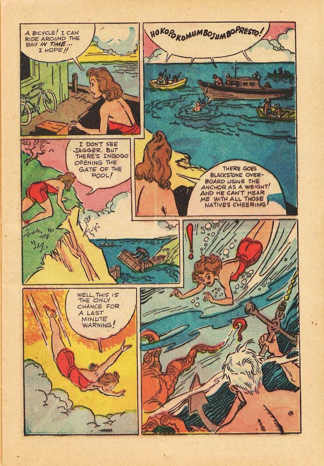 Super-Magician Comics issue 22 - Page 23