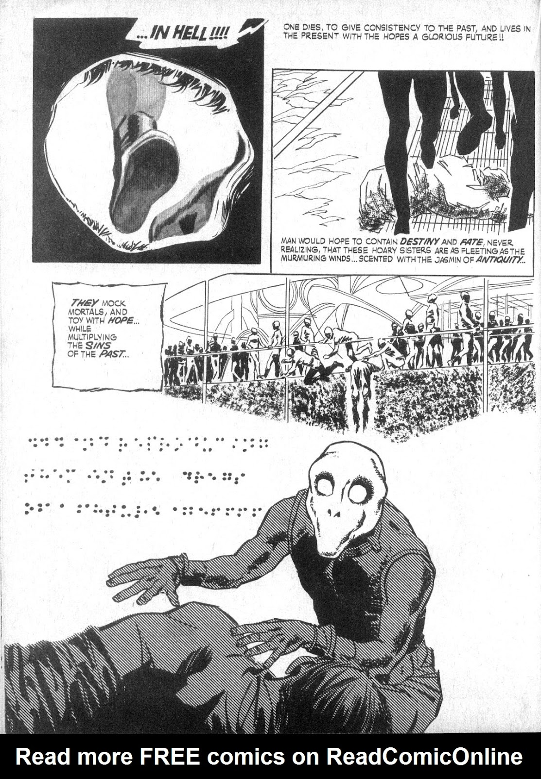 Psycho issue Annual - Page 40