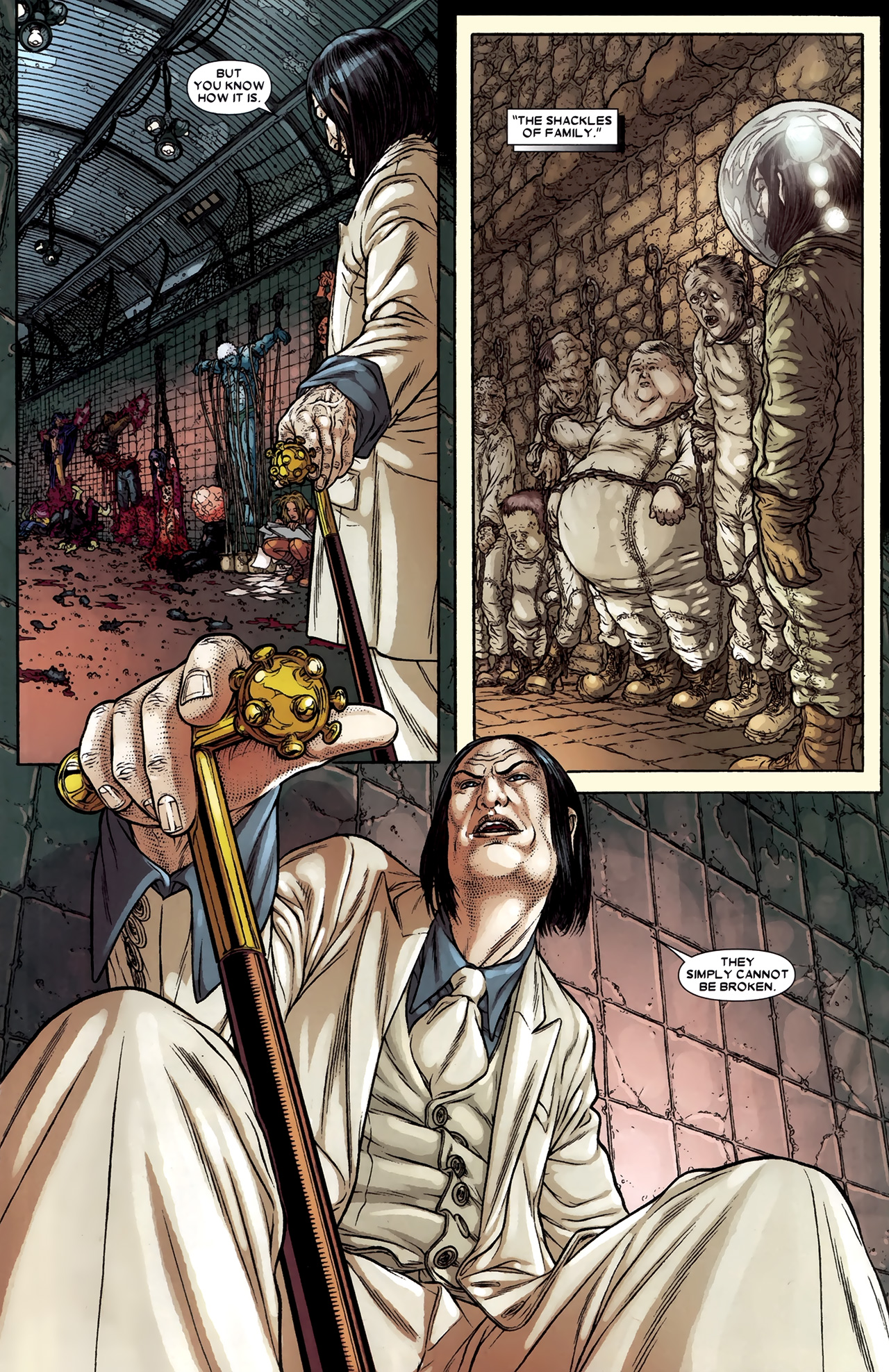 Read online Wolverine: The Best There Is comic -  Issue #11 - 6