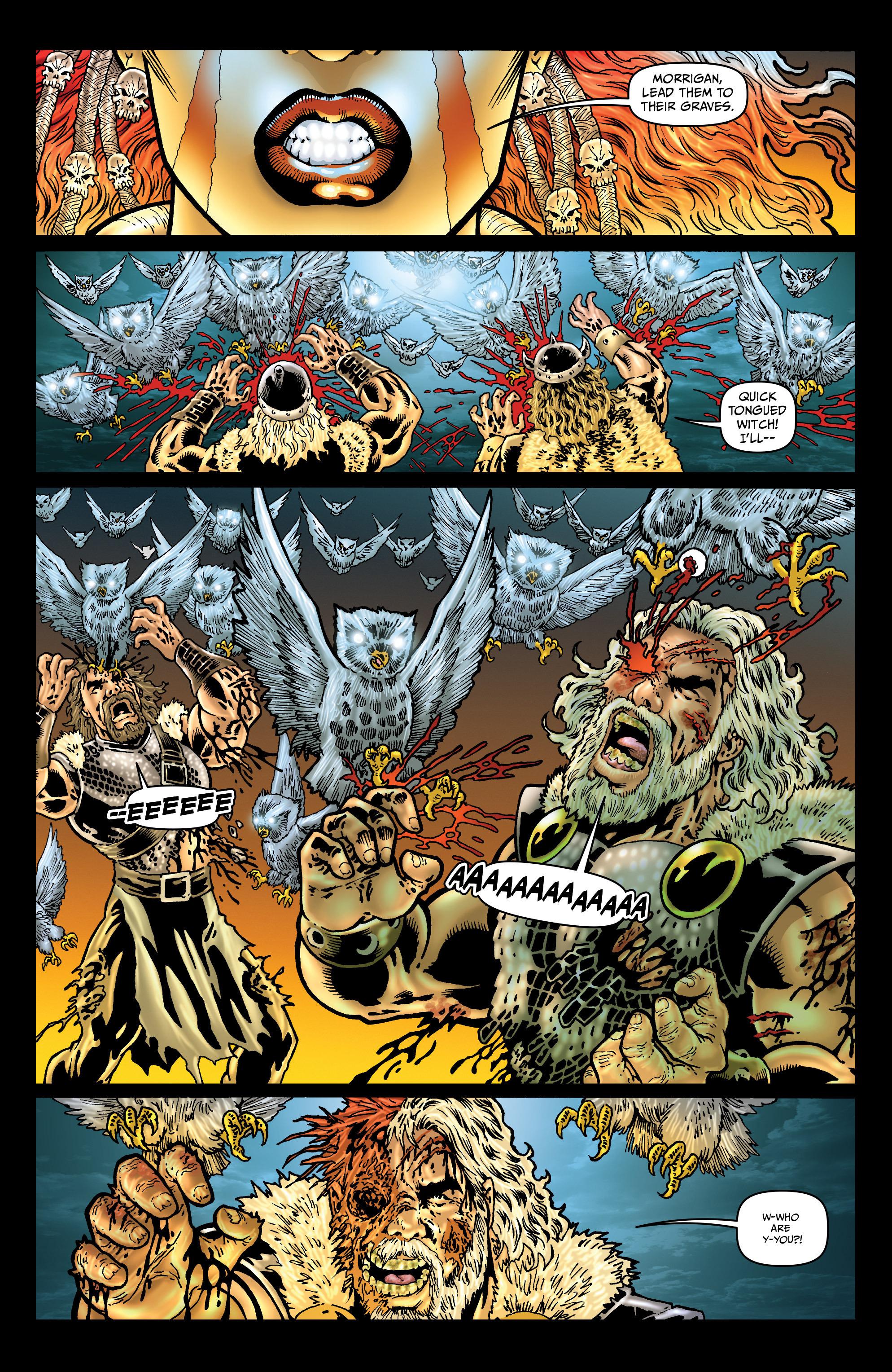 Read online Belladonna: Origins comic -  Issue #1 - 11