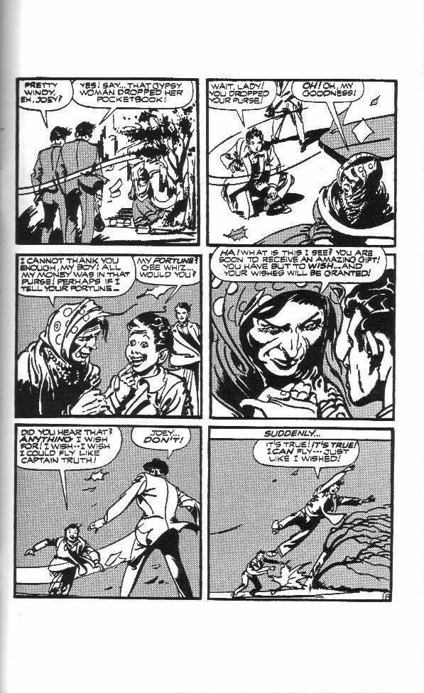 Read online Men of Mystery Comics comic -  Issue #47 - 43