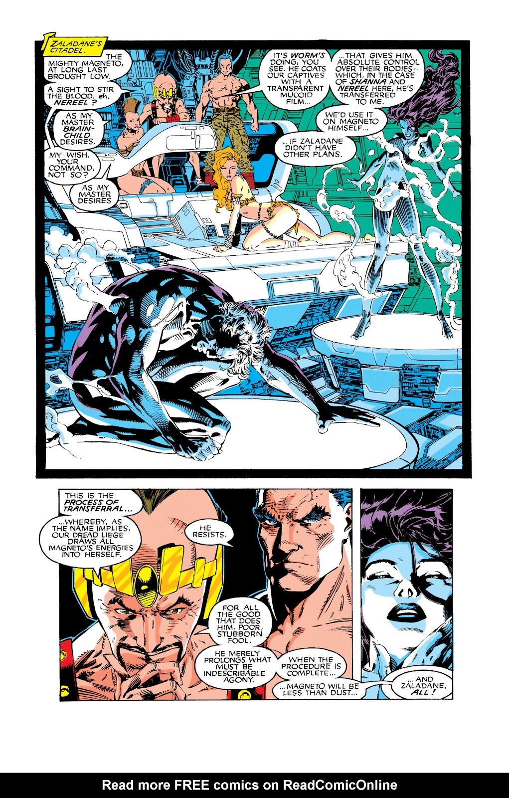 Uncanny X-Men (1963) issue 275 - Page 22
