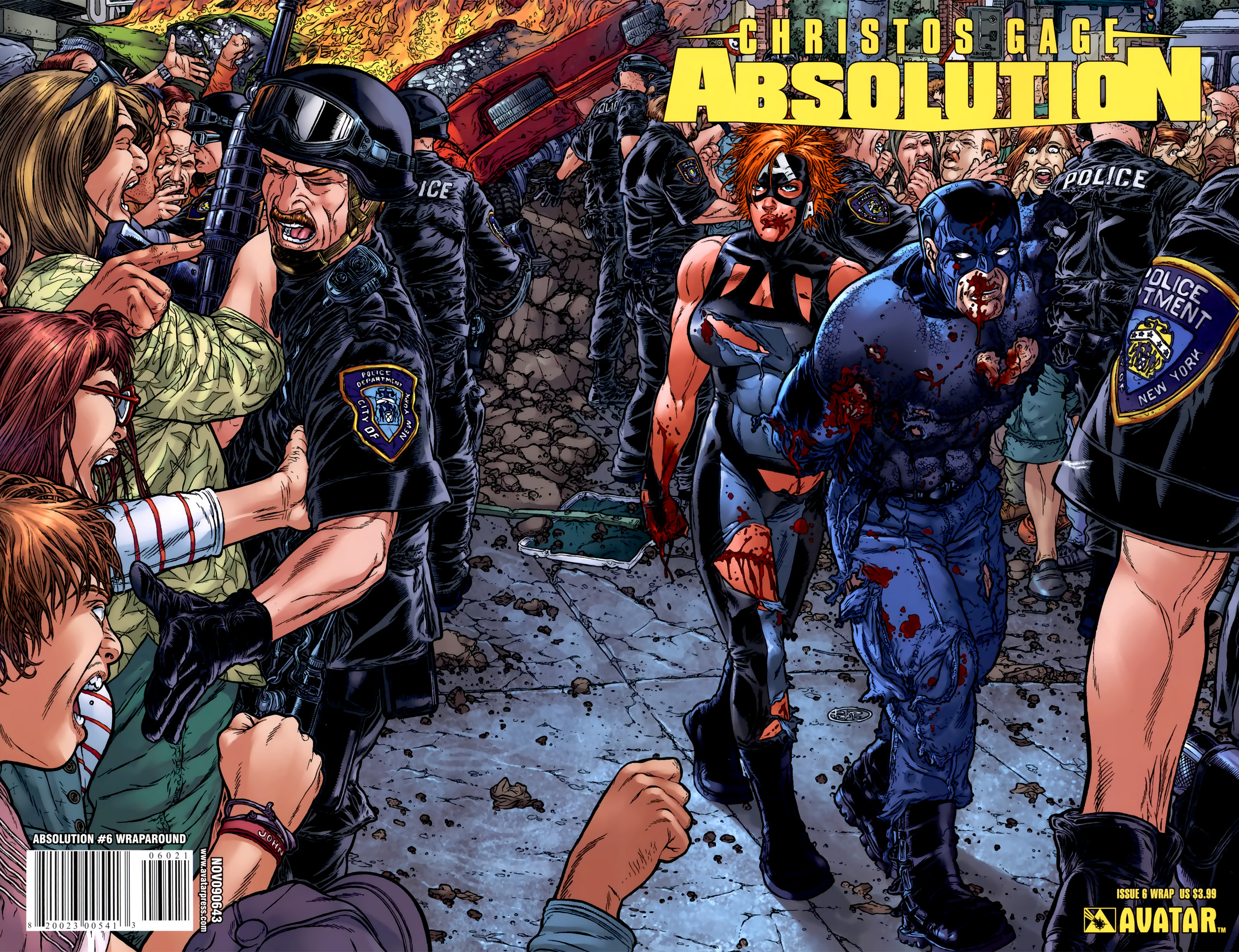 Read online Absolution comic -  Issue #6 - 2