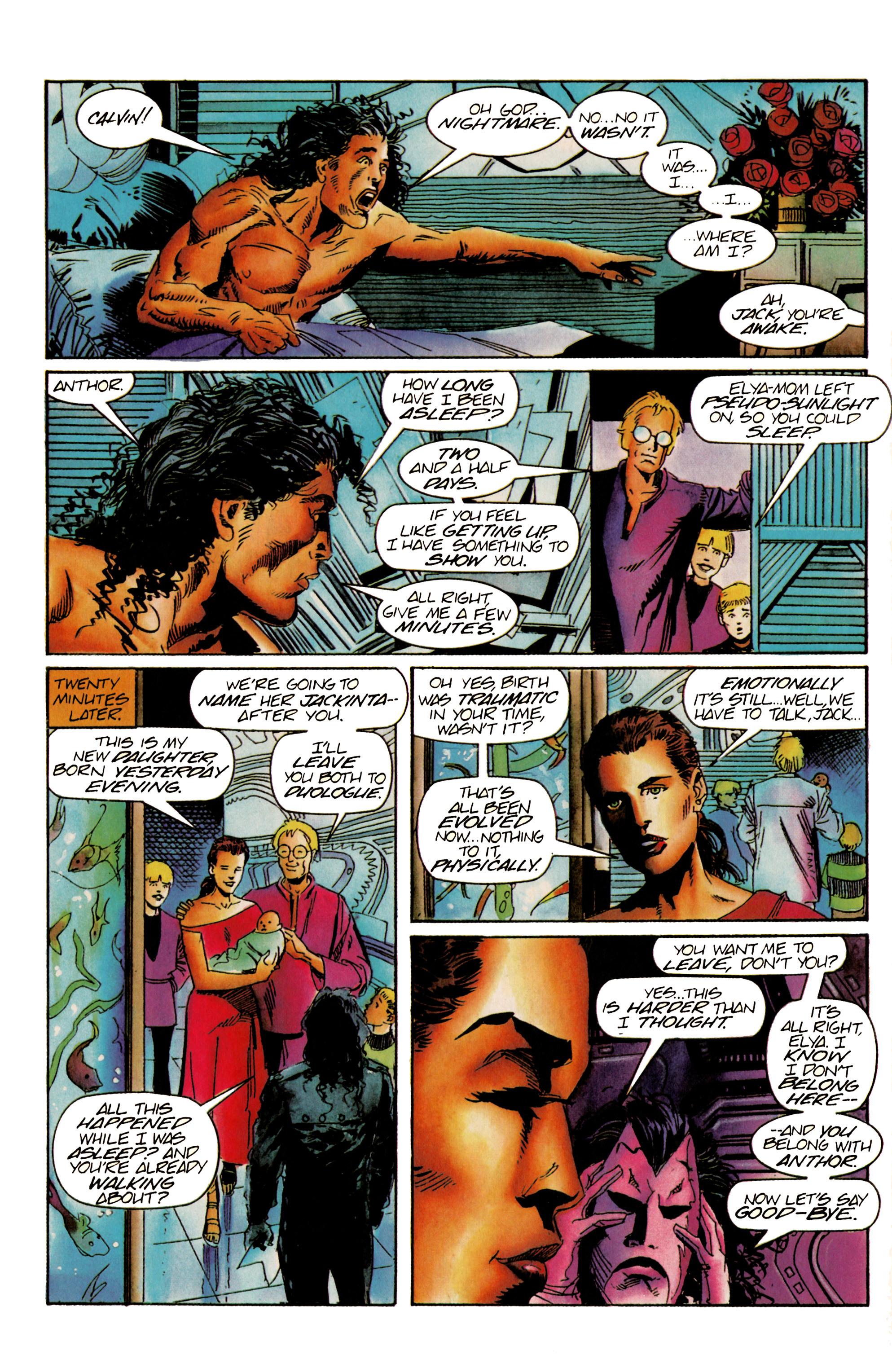 Read online Shadowman (1992) comic -  Issue #22 - 14