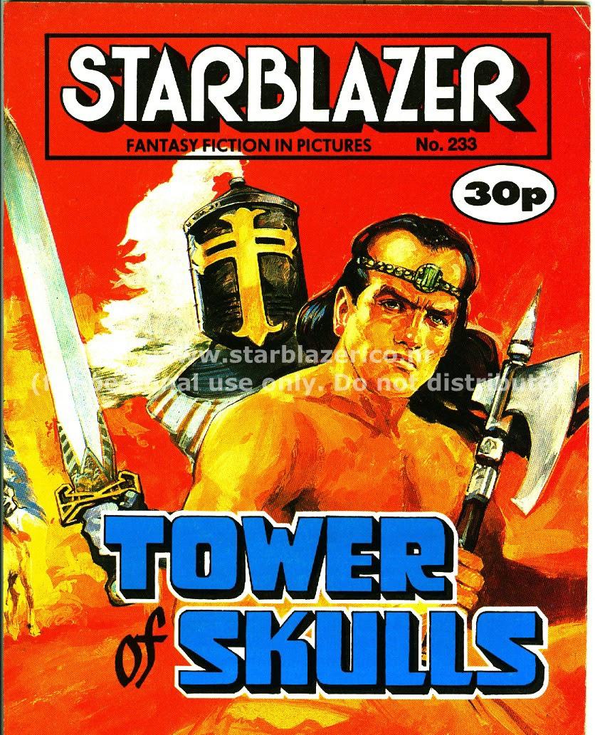 Starblazer issue 233 - Page 1