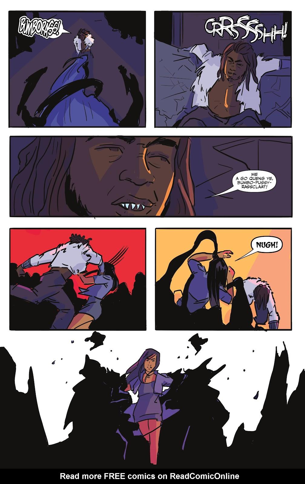 Read online Black (AF): Devil's Dye comic -  Issue #2 - 15