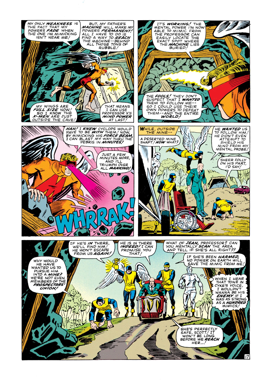 Read online Uncanny X-Men (1963) comic -  Issue #19 - 18