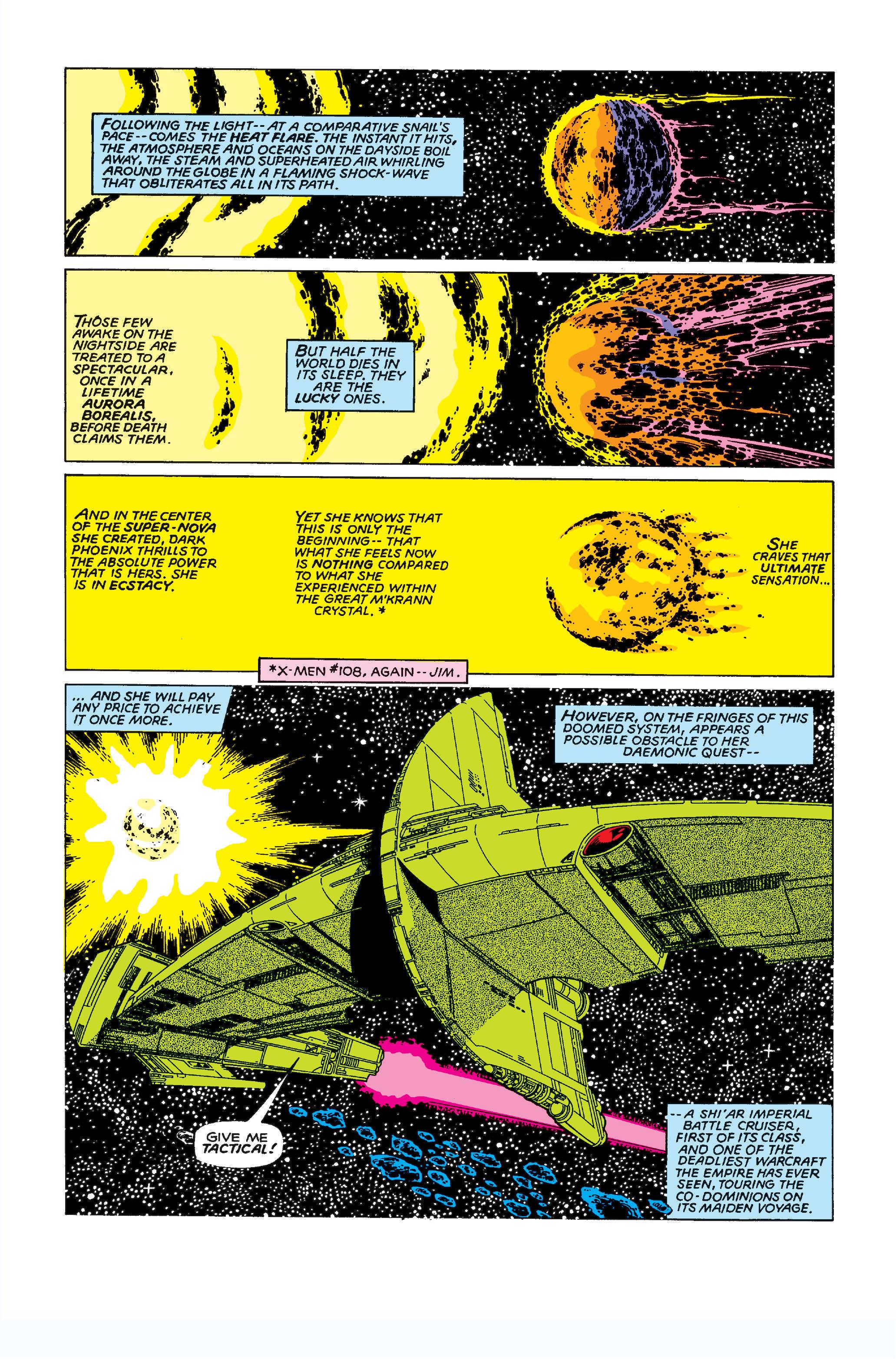 Read online Uncanny X-Men (1963) comic -  Issue #135 - 14