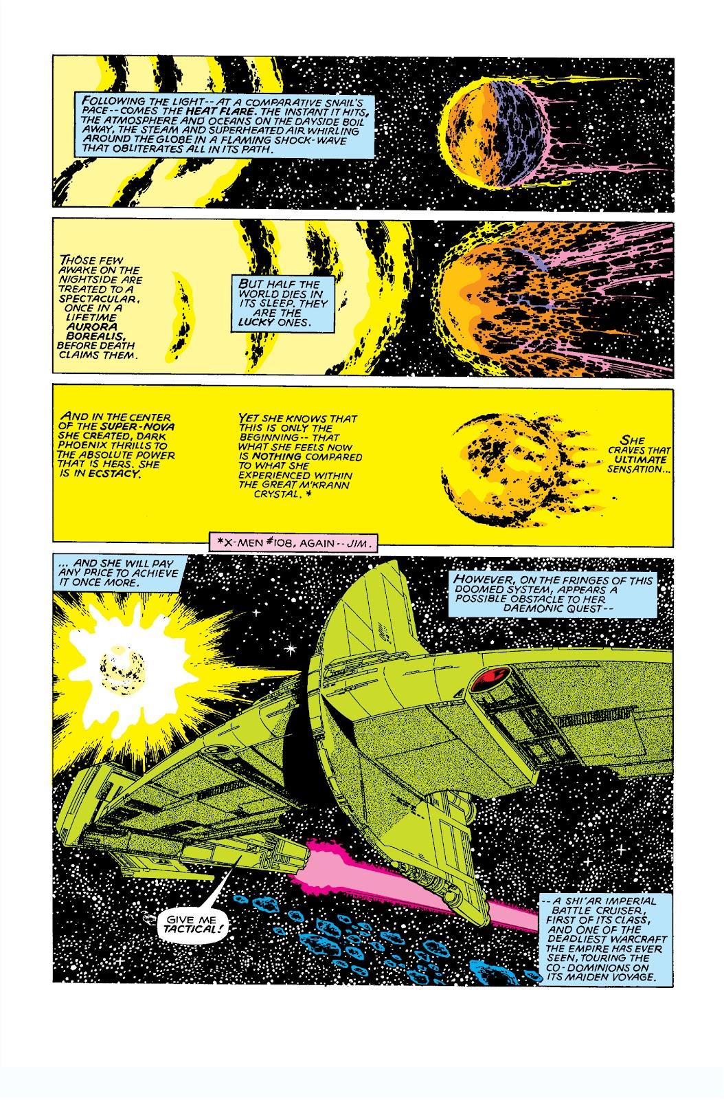 Uncanny X-Men (1963) issue 135 - Page 14