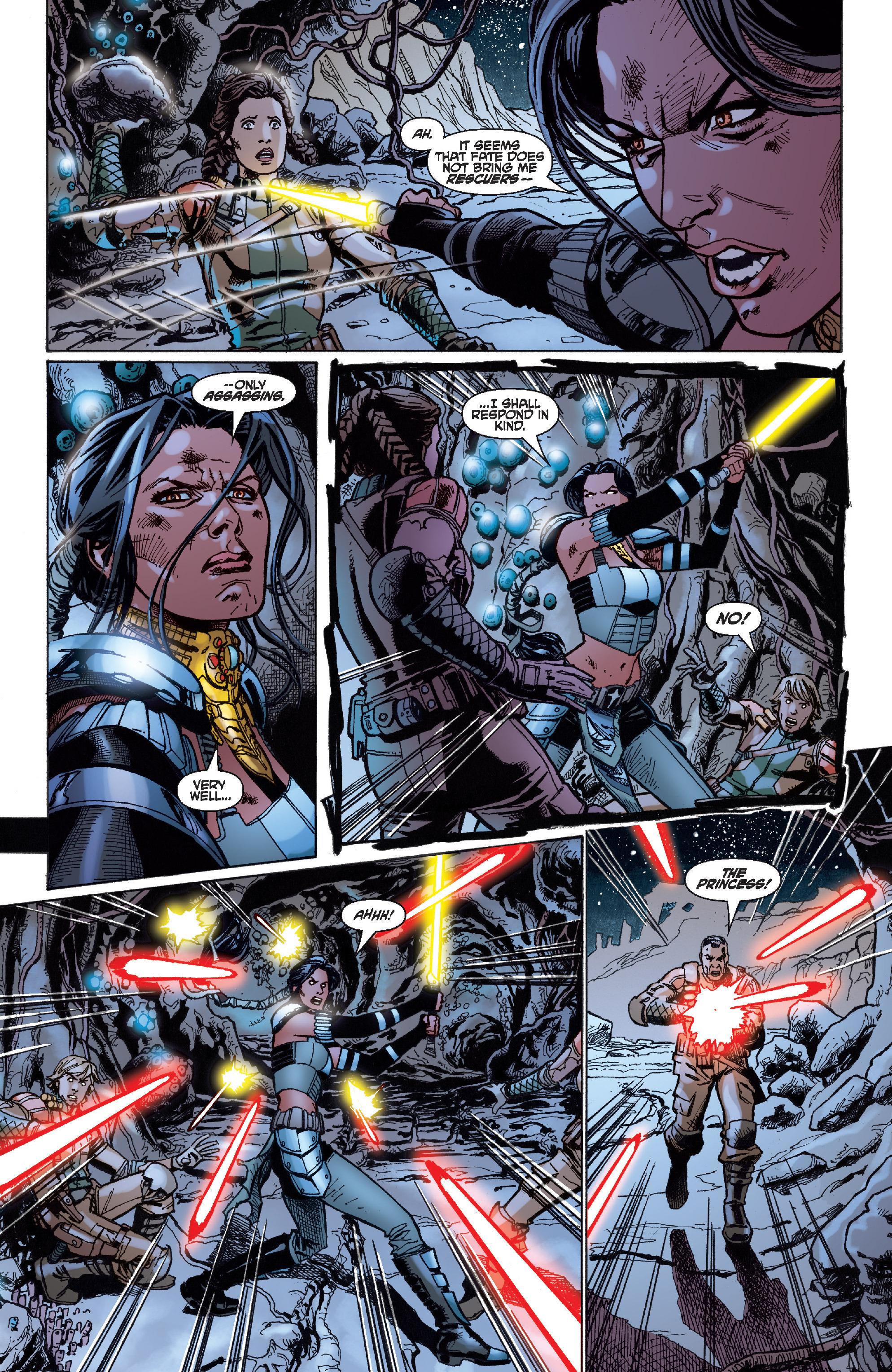 Read online Star Wars Omnibus comic -  Issue # Vol. 20 - 426