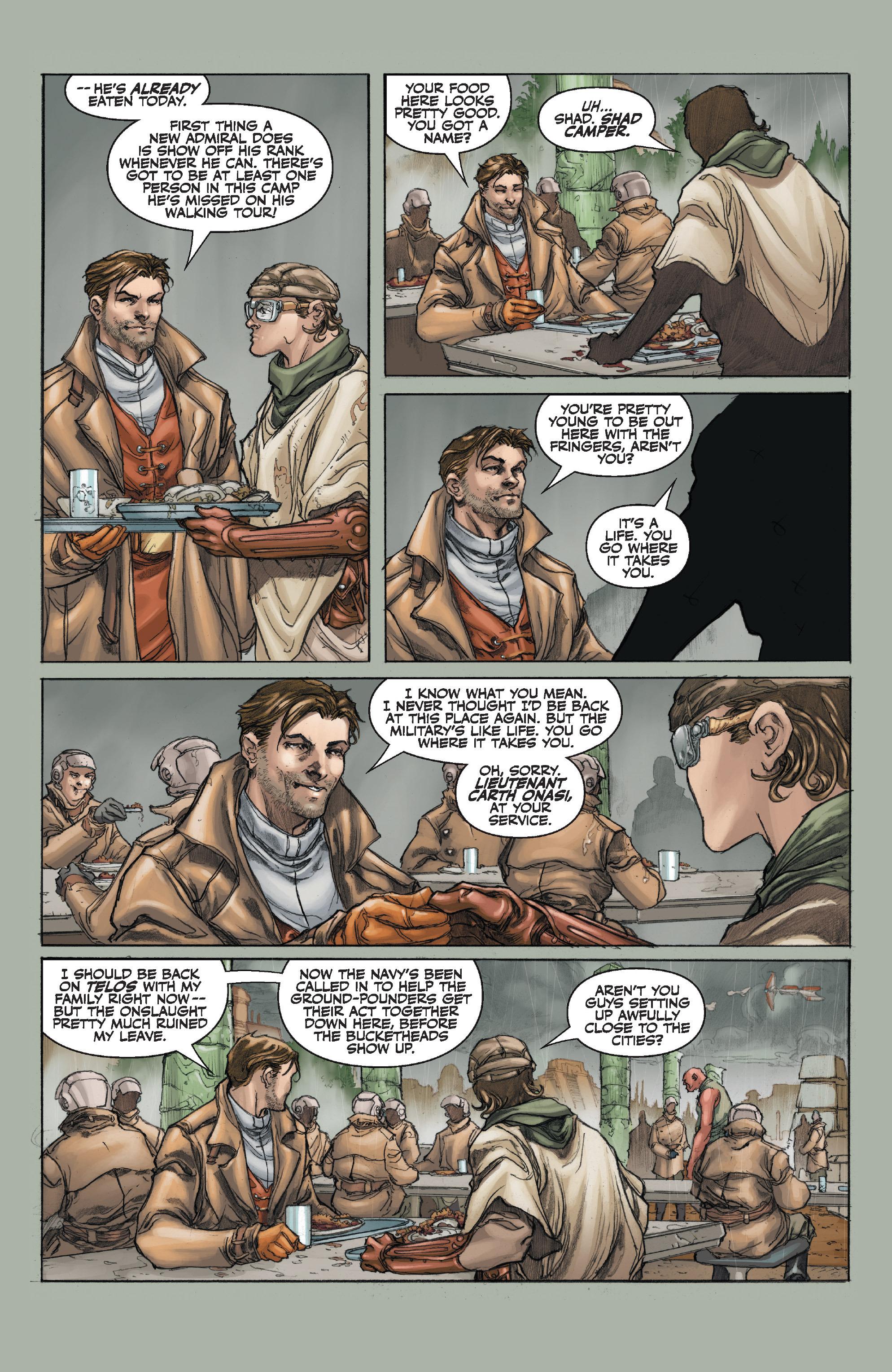 Read online Star Wars Omnibus comic -  Issue # Vol. 29 - 308