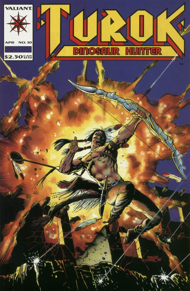 Read online Turok, Dinosaur Hunter (1993) comic -  Issue #10 - 1