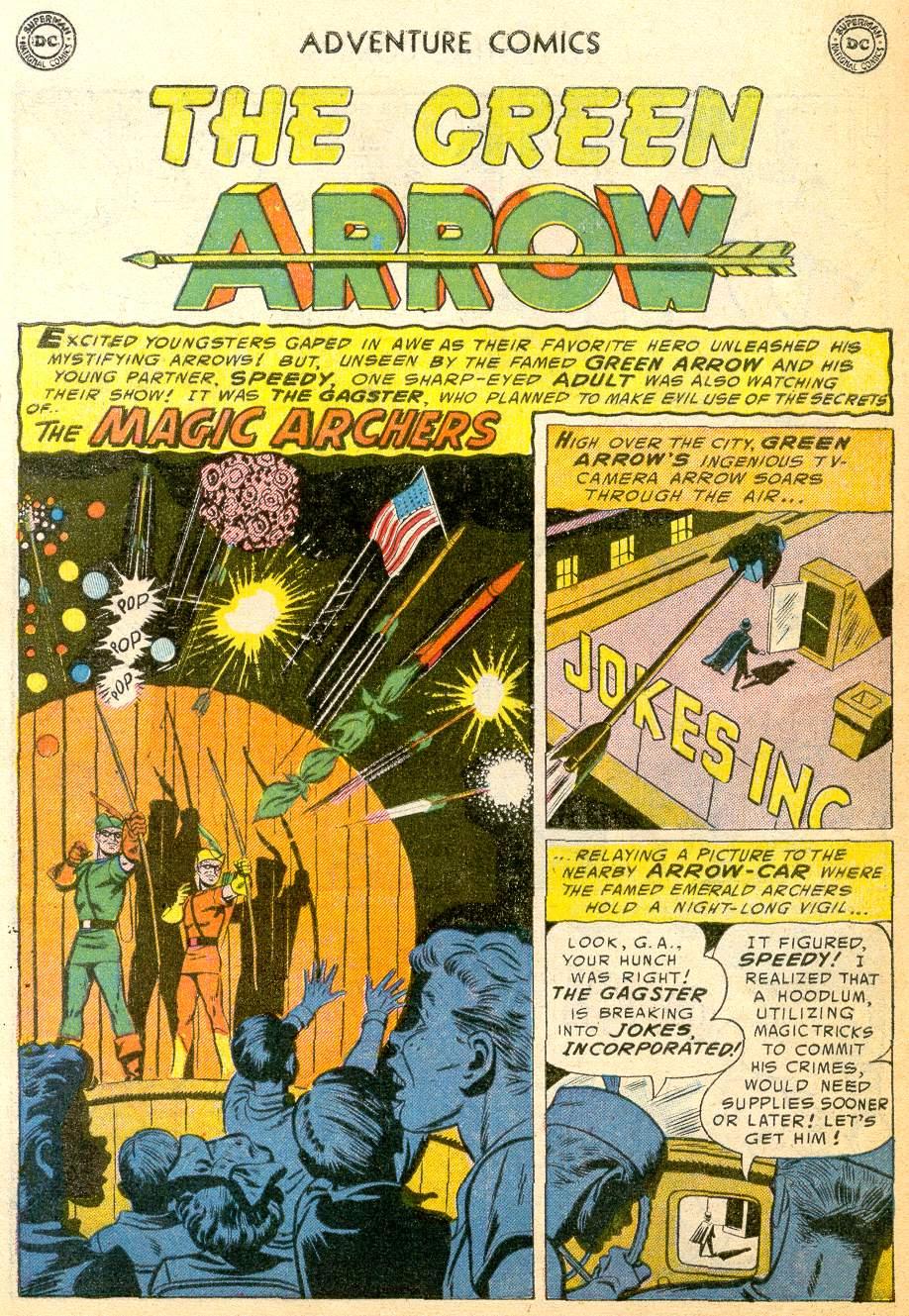 Read online Adventure Comics (1938) comic -  Issue #215 - 28