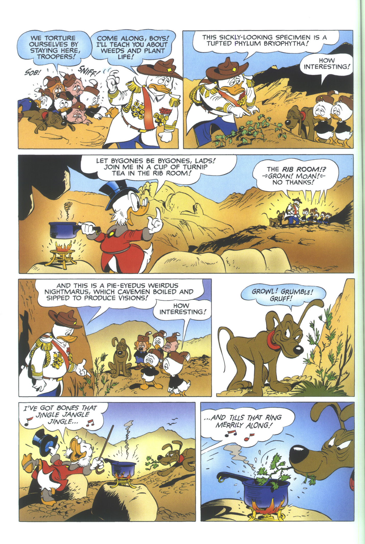 Read online Uncle Scrooge (1953) comic -  Issue #358 - 40