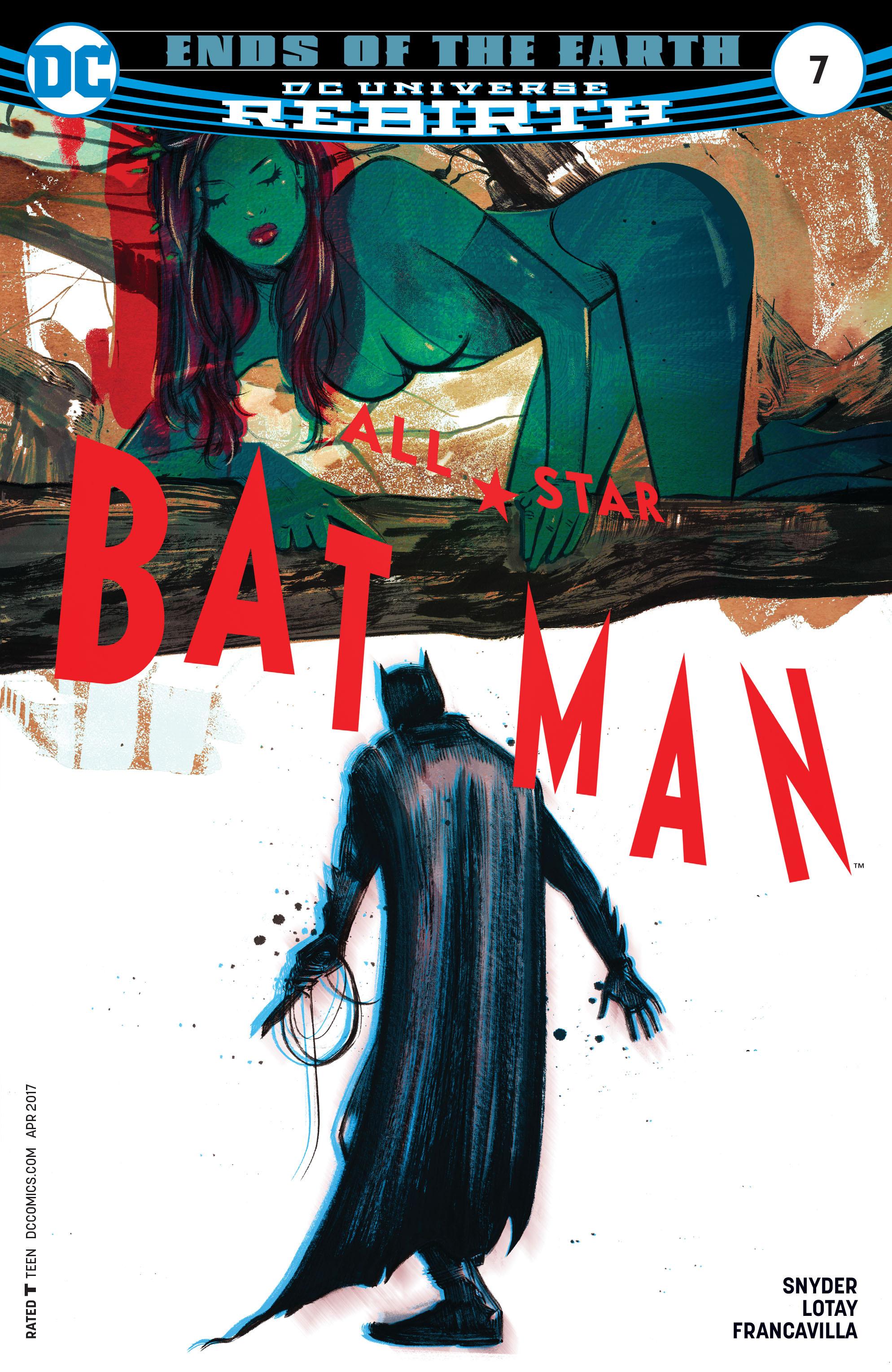Read online All-Star Batman comic -  Issue #7 - 1
