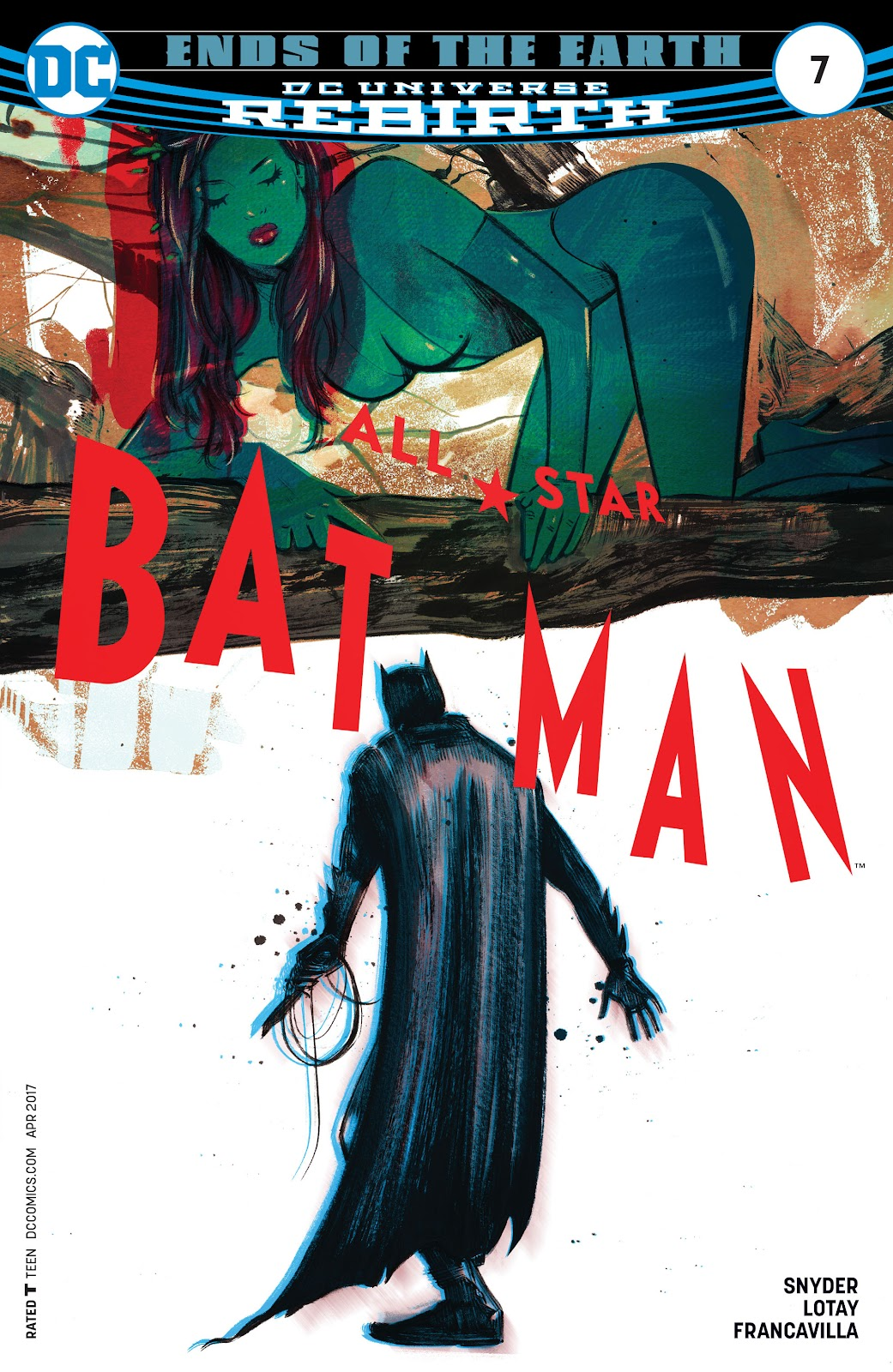 All-Star Batman 7 Page 1