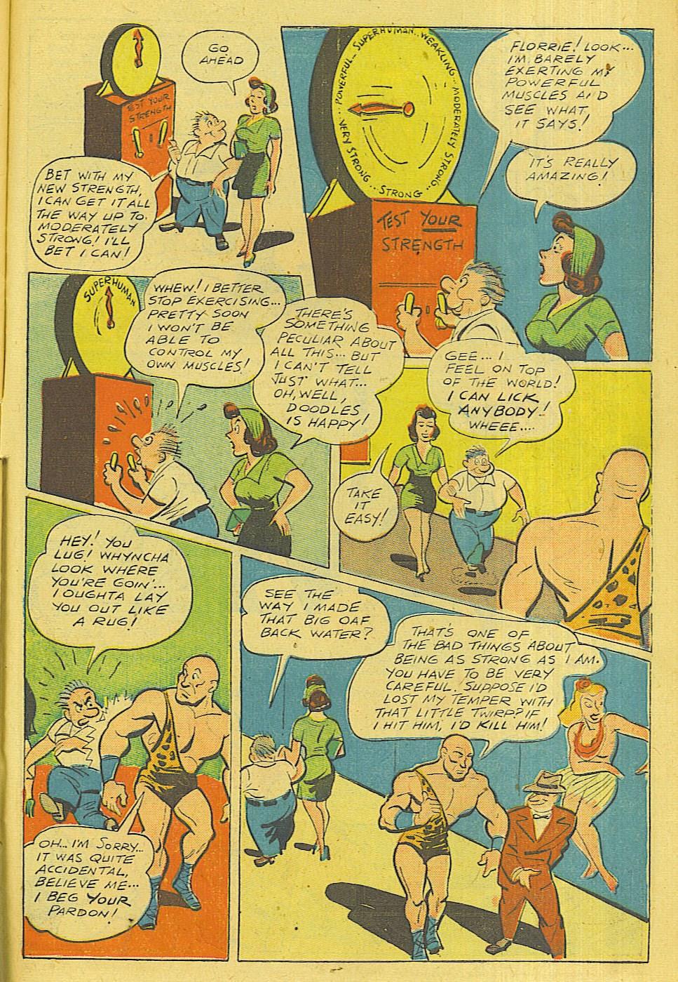 Read online Super-Magician Comics comic -  Issue #42 - 40