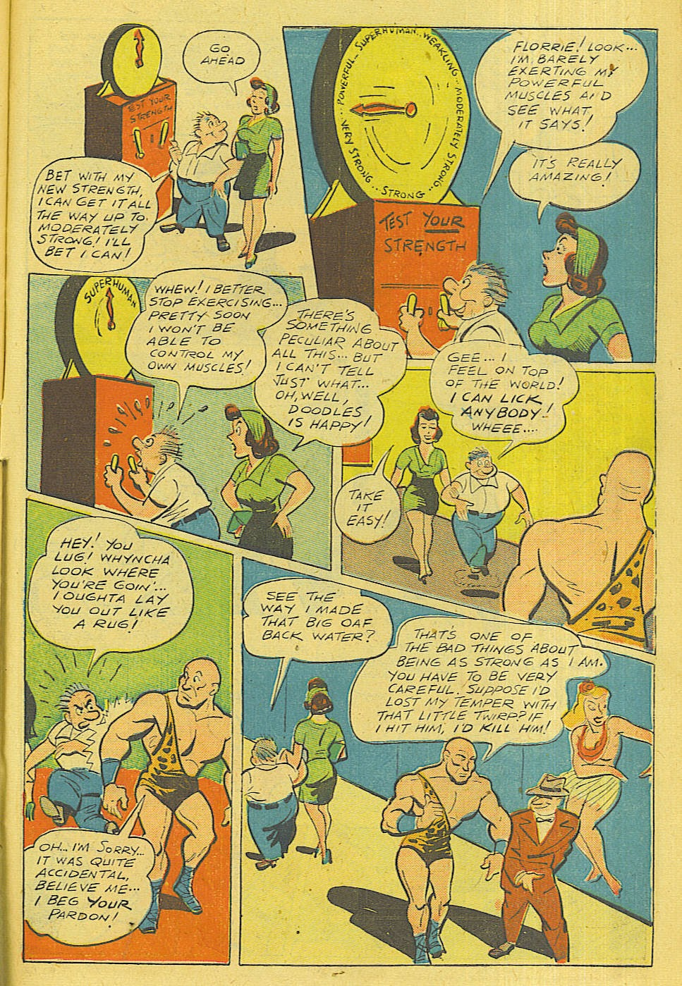 Super-Magician Comics issue 42 - Page 40