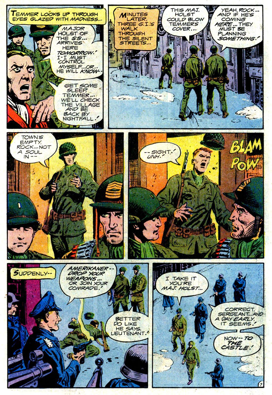 Read online Sgt. Rock comic -  Issue #354 - 7
