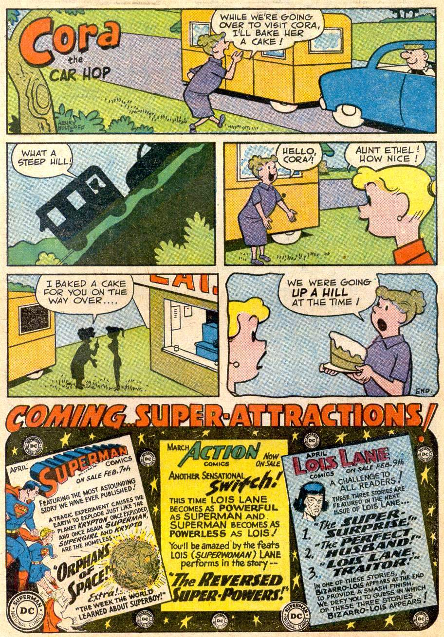 Read online Adventure Comics (1938) comic -  Issue #282 - 17