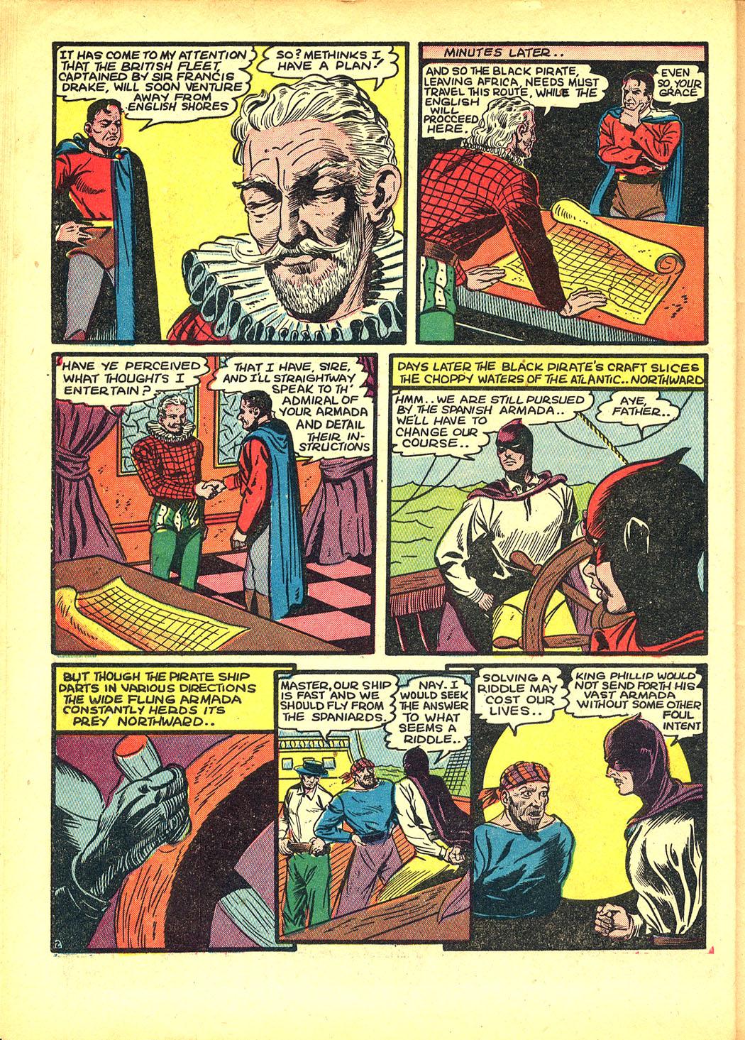 Read online Sensation (Mystery) Comics comic -  Issue #8 - 18