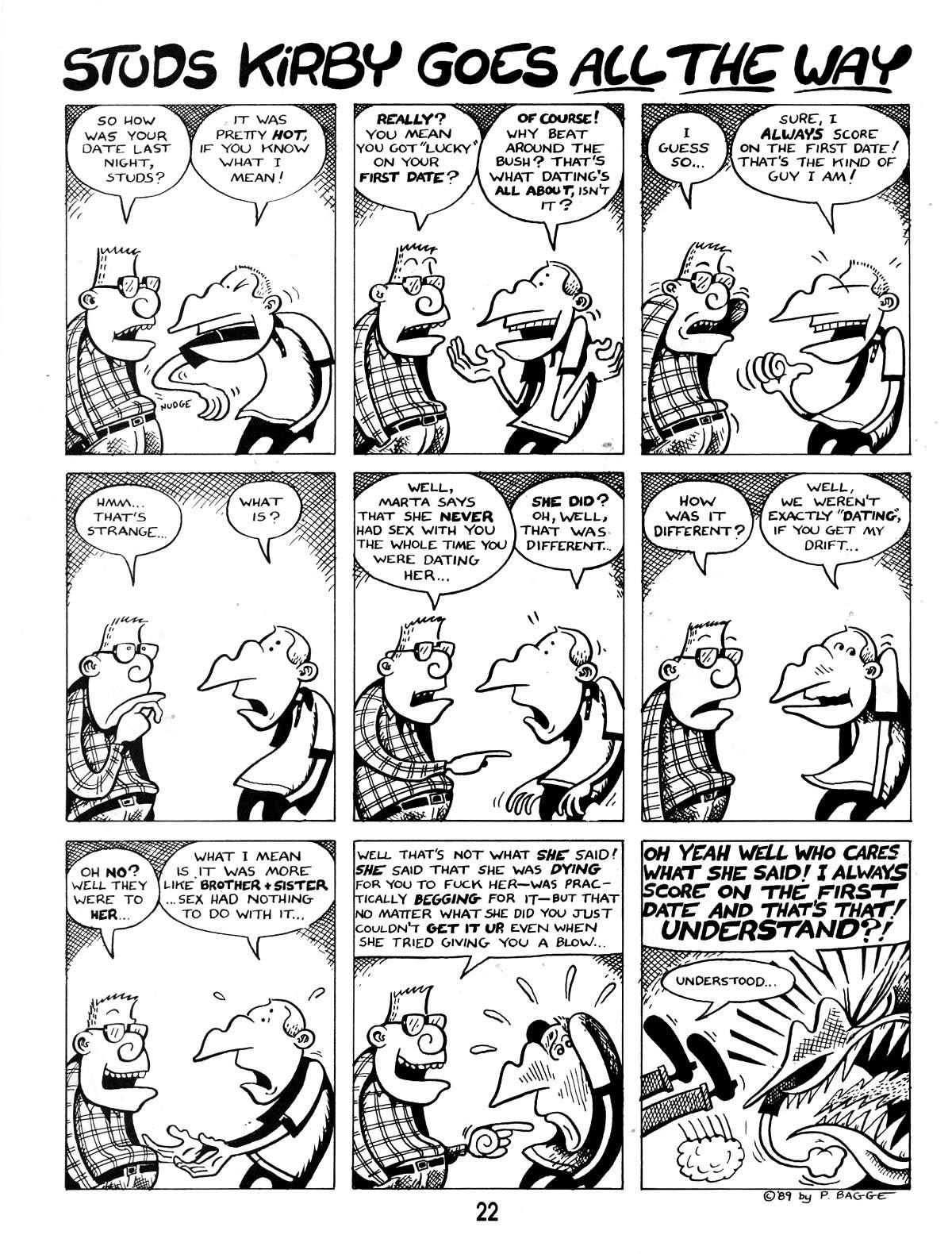 Read online Neat Stuff comic -  Issue #14 - 24