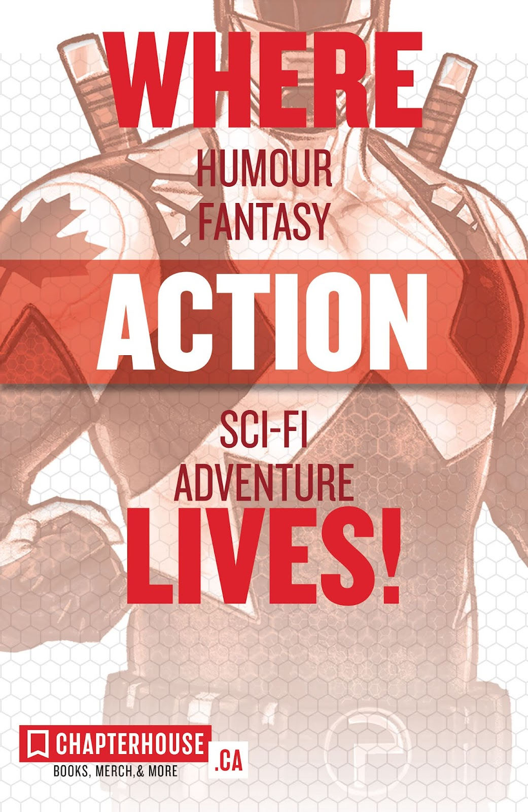 Captain Canuck: Invasion (Canada Day 2018) issue Full - Page 35
