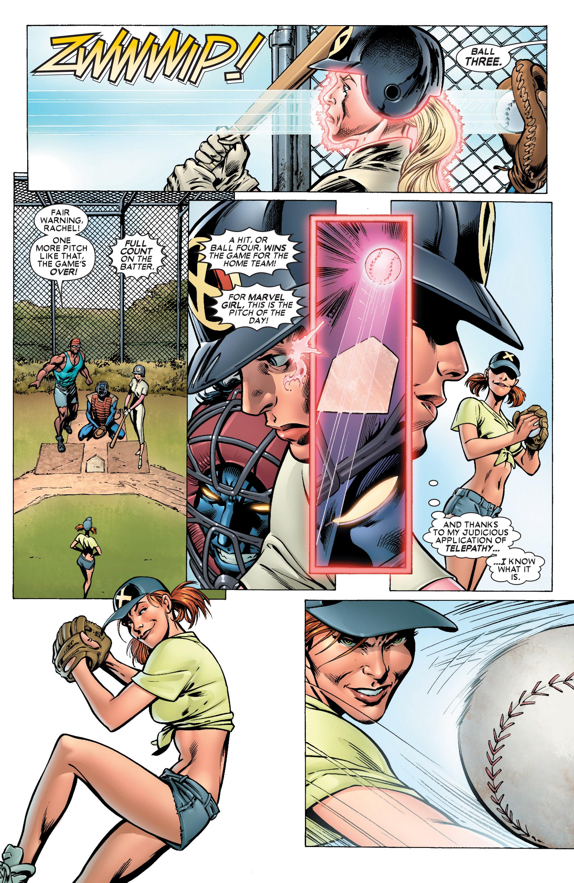 Read online Uncanny X-Men (1963) comic -  Issue #444 - 5