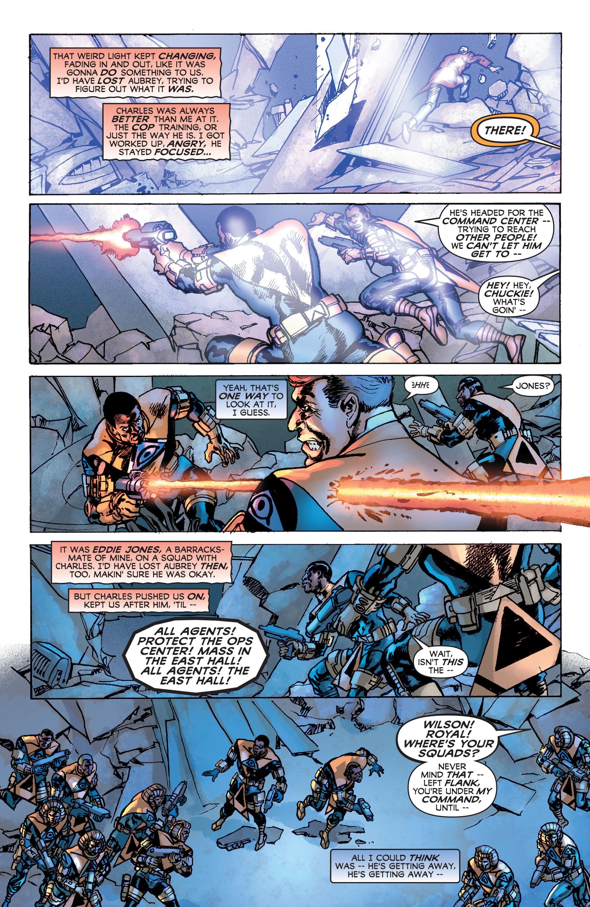 Read online Astro City: Dark Age/Book Three comic -  Issue #4 - 7