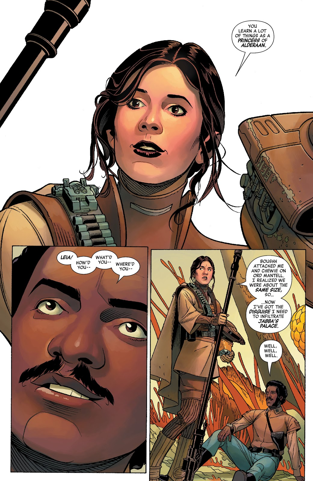 Read online Star Wars: Age of Rebellion - Heroes comic -  Issue # TPB - 11