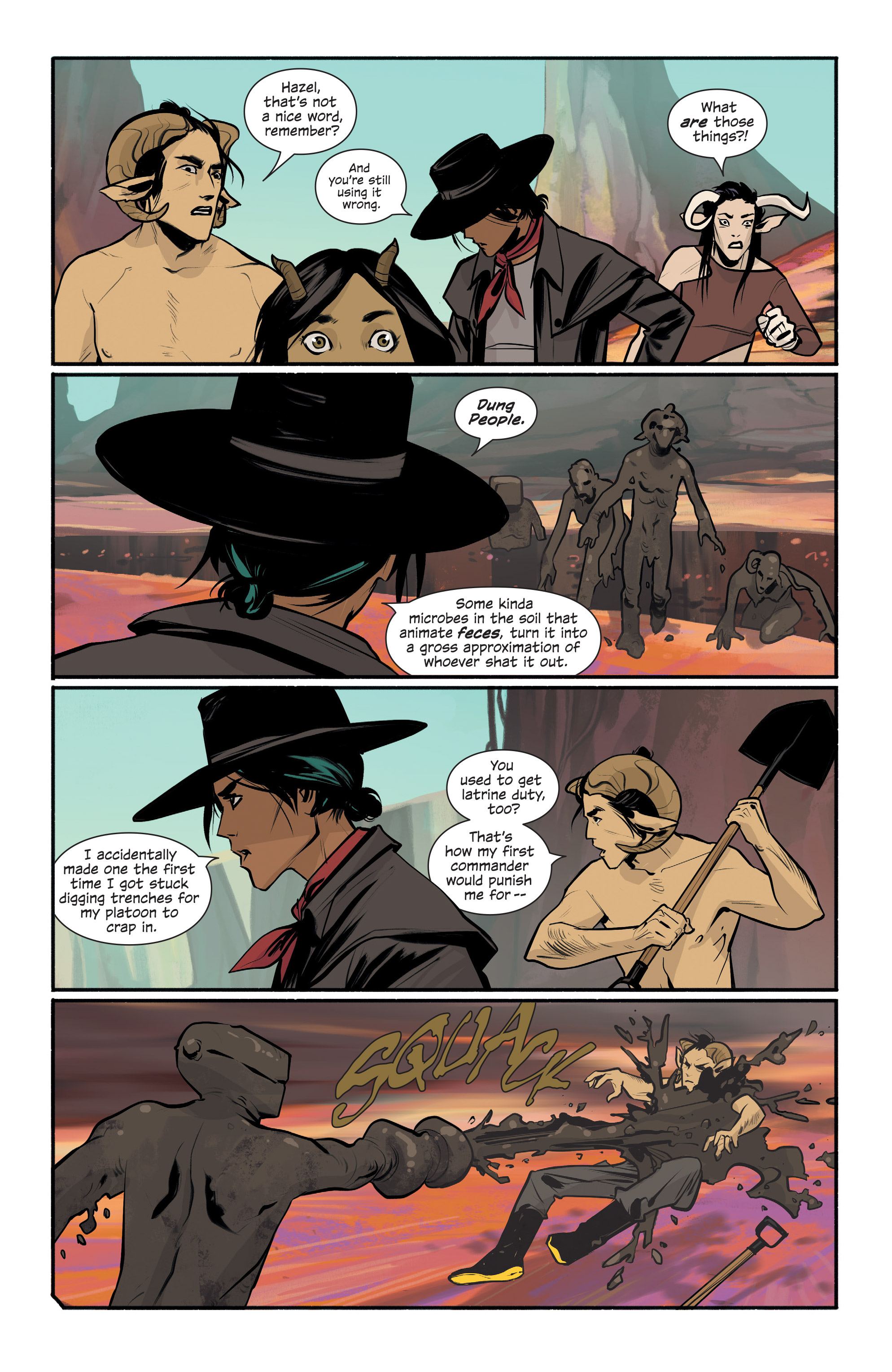 Read online Saga comic -  Issue #43 - 21