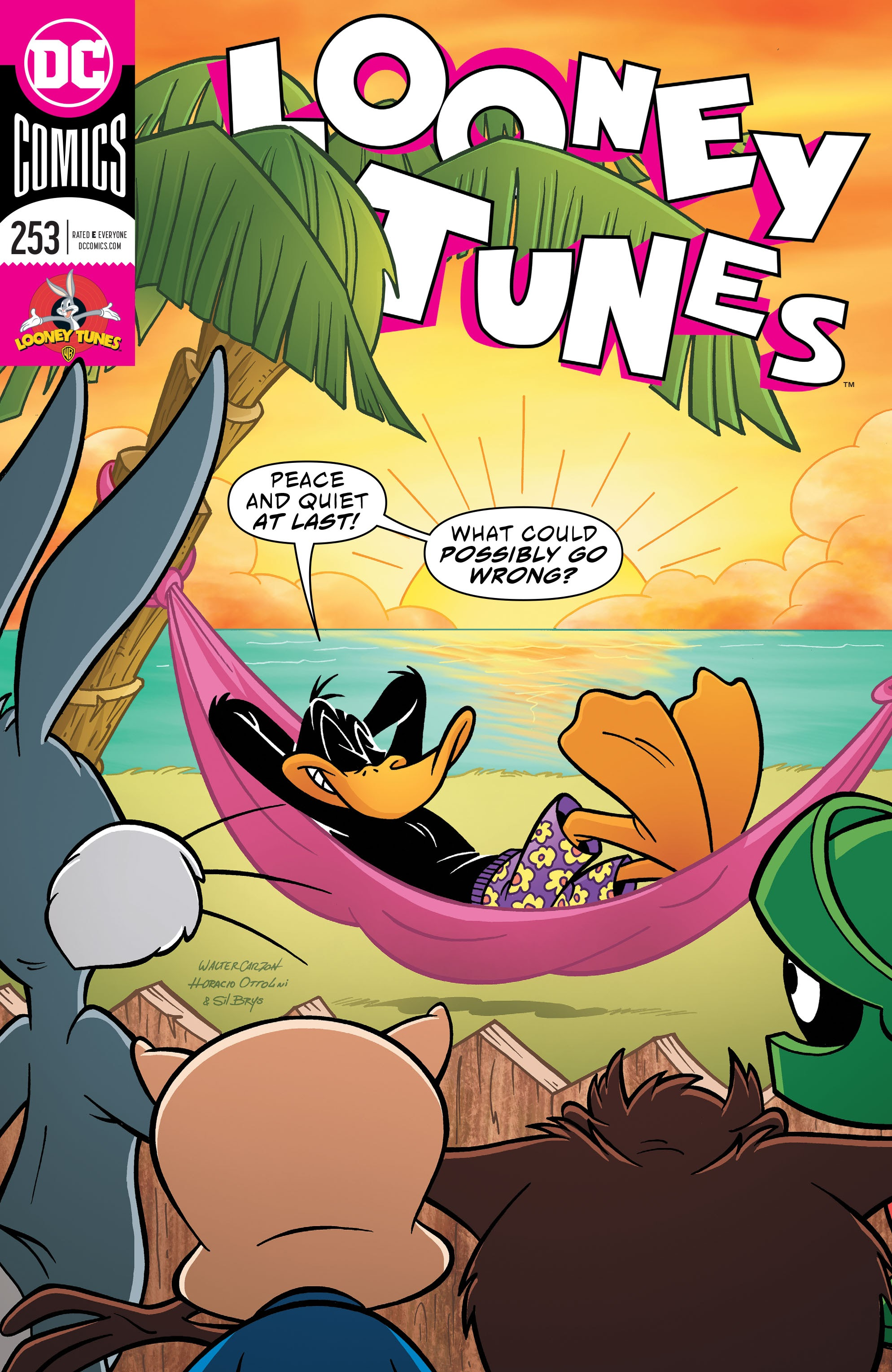 Looney Tunes (1994) 253 Page 1