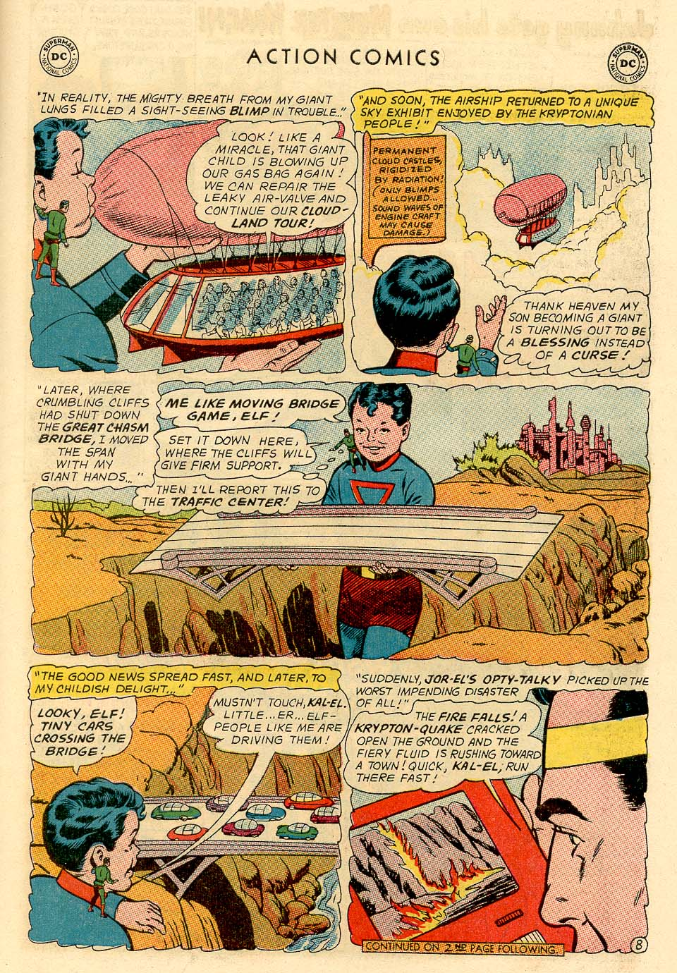 Read online Action Comics (1938) comic -  Issue #325 - 11