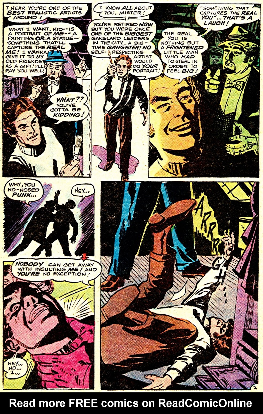 The Witching Hour (1969) issue 7 - Page 14