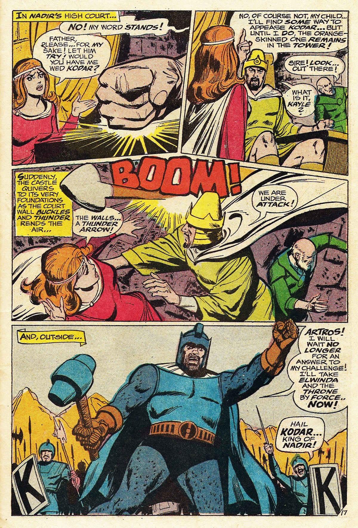 Read online Adventure Comics (1938) comic -  Issue #376 - 23