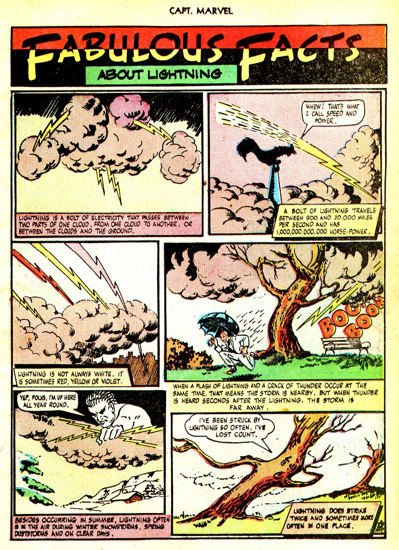 Captain Marvel Adventures issue 93 - Page 13