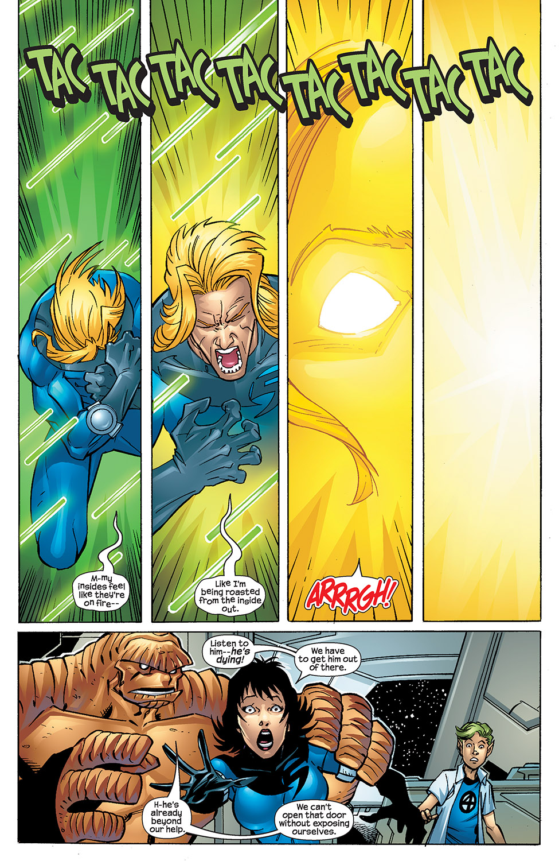 Read online Fantastic Five (2007) comic -  Issue #4 - 14