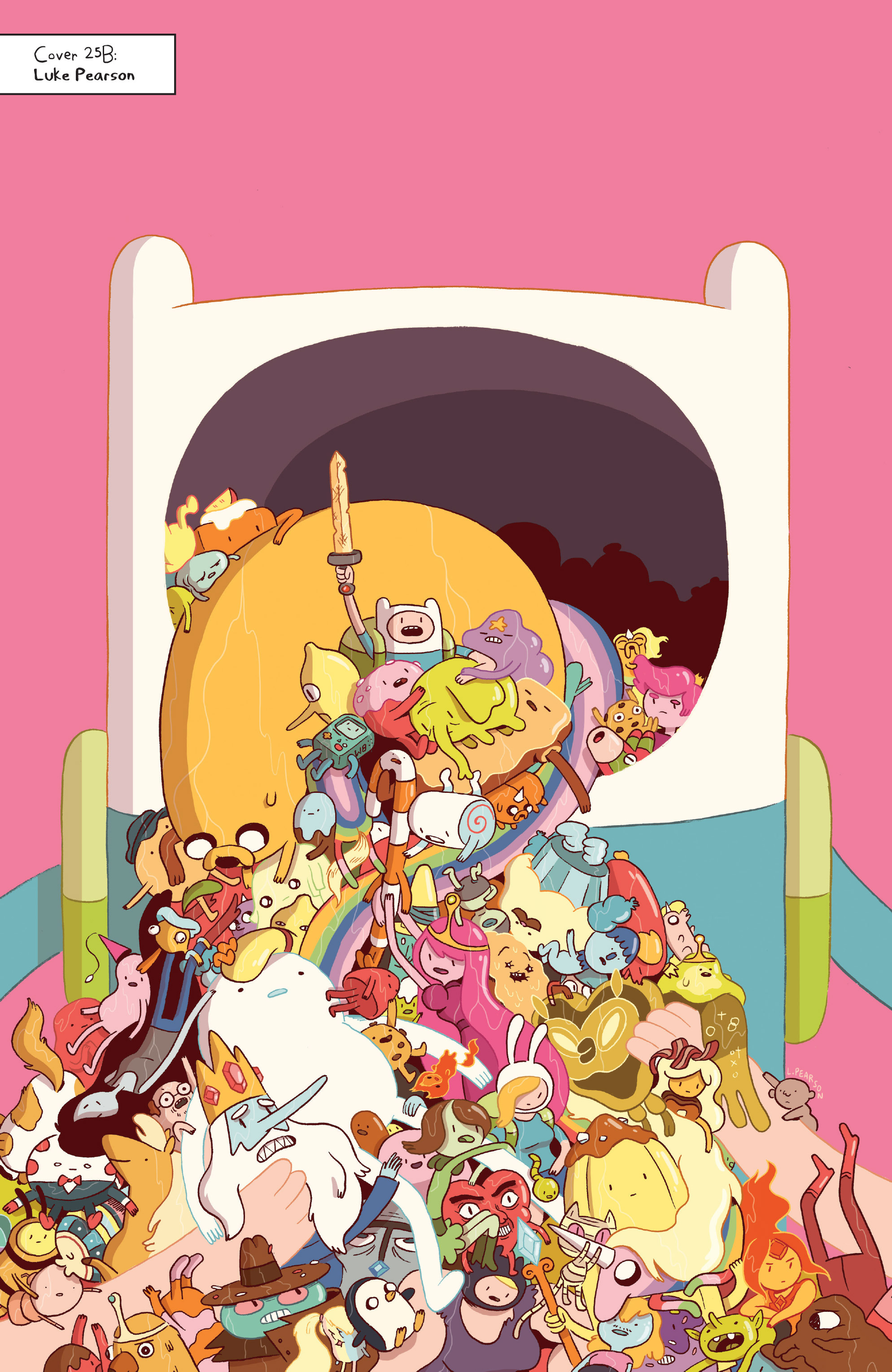 Read online Adventure Time comic -  Issue #Adventure Time _TPB 6 - 106