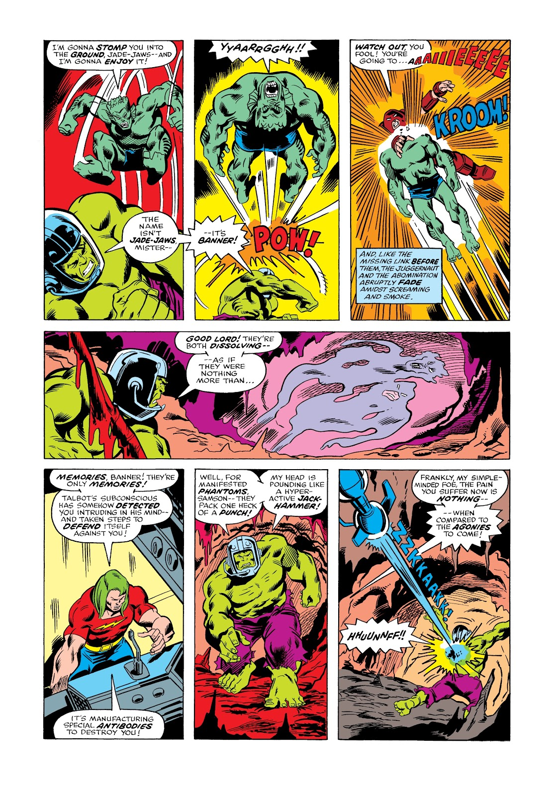 Read online Marvel Masterworks: The Incredible Hulk comic -  Issue # TPB 12 (Part 2) - 7