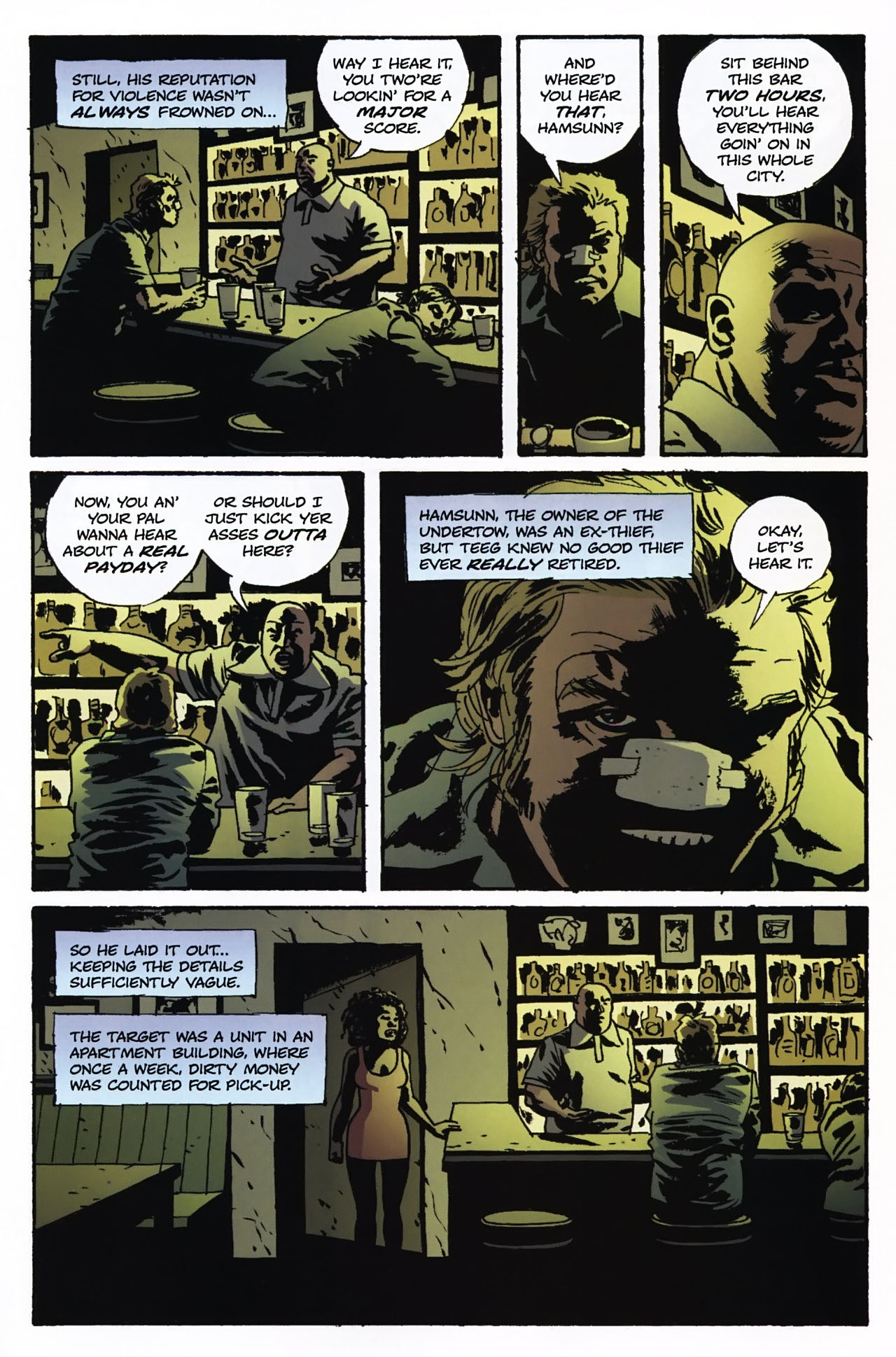 Read online Criminal (2008) comic -  Issue #2 - 14