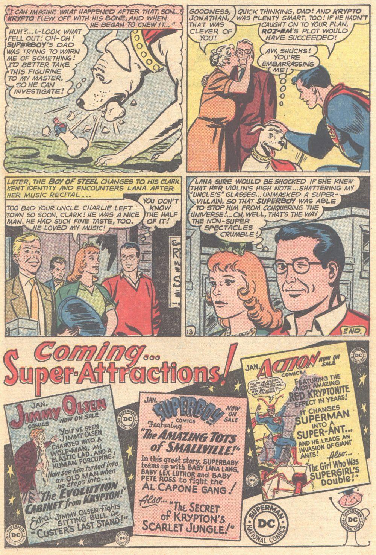 Read online Adventure Comics (1938) comic -  Issue #304 - 16