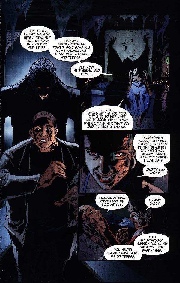Read online Vampire the Masquerade comic -  Issue # Nosferatu - 49