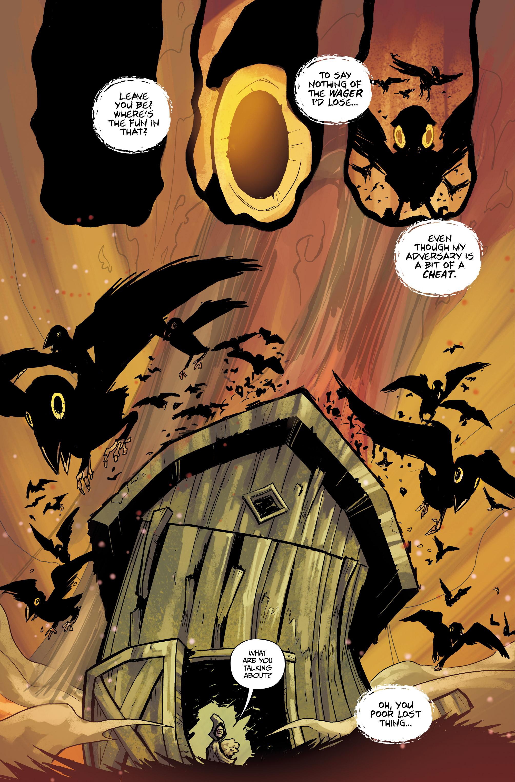 Read online Little Nightmares comic -  Issue #1 - 18